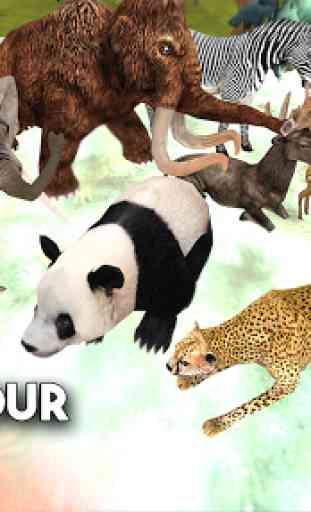 Animal Sim Online: Big Cats 3D 3