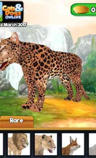 Animal Sim Online: Big Cats 3D 4