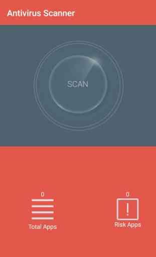 Antivirus -Dispositivo gratuito ntivirus cache del 1