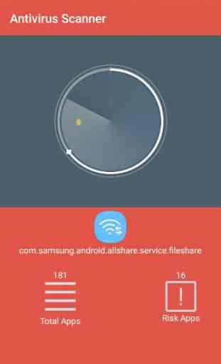 Antivirus -Dispositivo gratuito ntivirus cache del 2