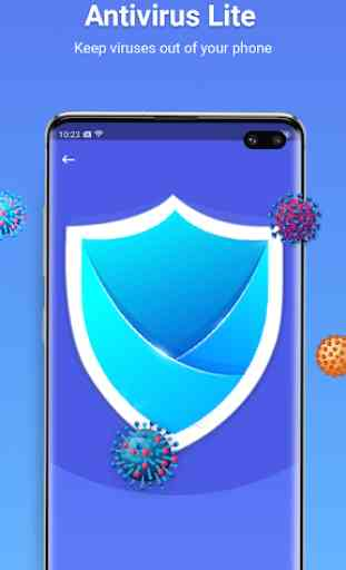 Antivirus Lite 2020 - Virus Cleaner, Virus Removal 1