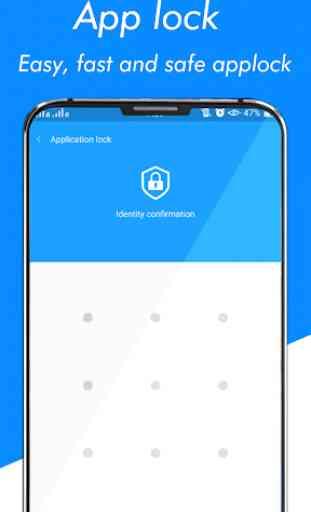 App lock with fingerprint 1