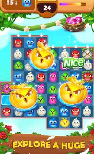 Birds Match 3 2