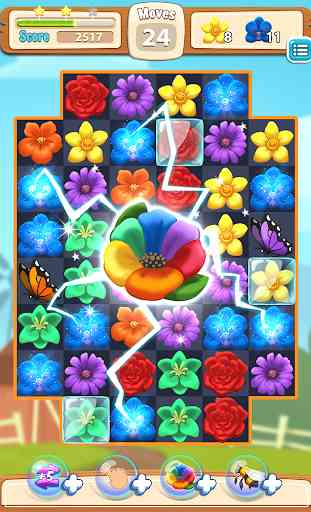 Blossom Blitz Match 3 1