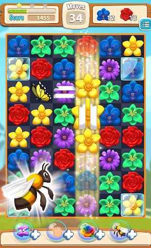 Blossom Blitz Match 3 2