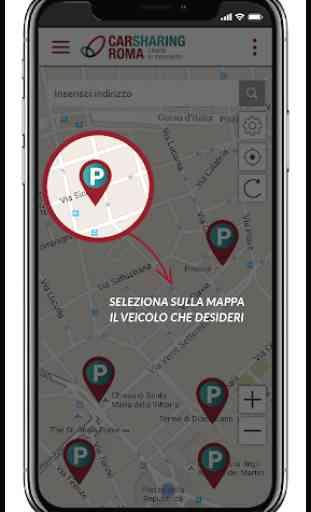 Car Sharing Roma 1