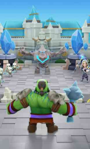 Clash of Wizards - Battle Royale 1