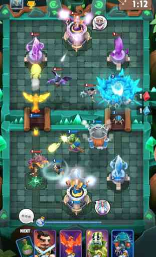 Clash of Wizards - Battle Royale 3
