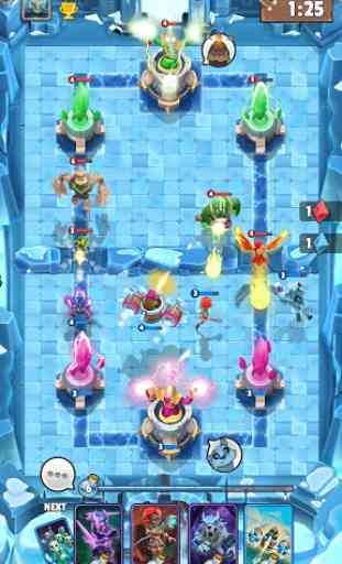 Clash of Wizards - Battle Royale 4