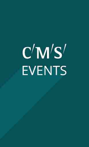 CMS Events 2019 1