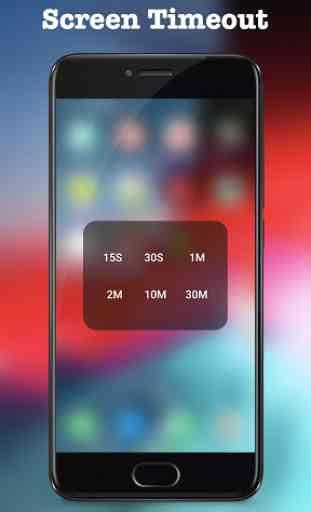 Control Center OS 12 - Phone X 4