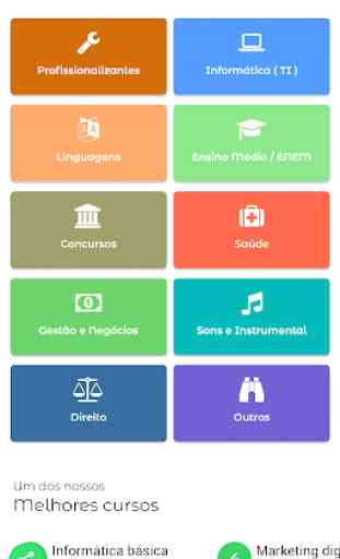 Cursa - cursos gratuitos com certificado de graça 1