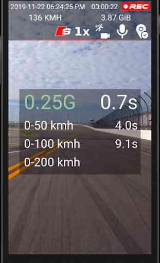 Dash Cam Travel – fotocamera per auto 3