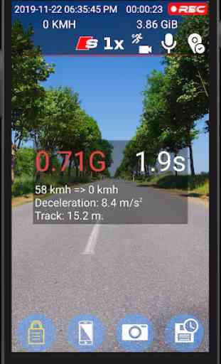 Dash Cam Travel – fotocamera per auto 4