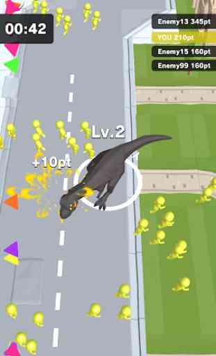 Dinosaur Rampage 2