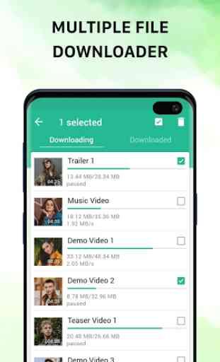 Downloader video - download video online gratuito 3