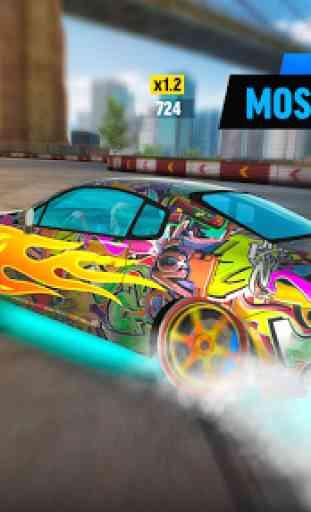 Drift Max World - Gioco di corse per derapare 1