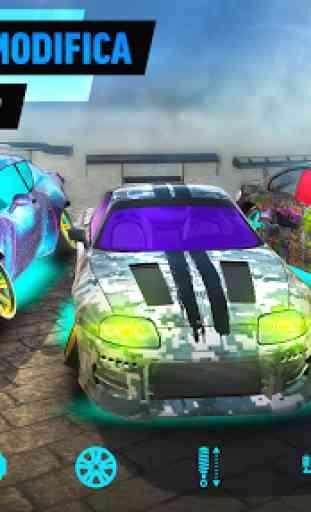 Drift Max World - Gioco di corse per derapare 4