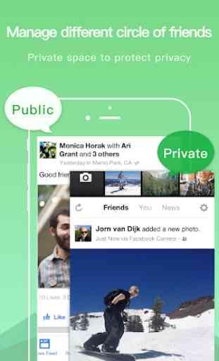 Dual Space - Multiple Accounts & App Cloner 4