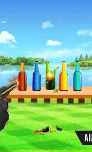 Estremo Bottiglia Tiro Gioco: Giochi gratuiti 2019 1