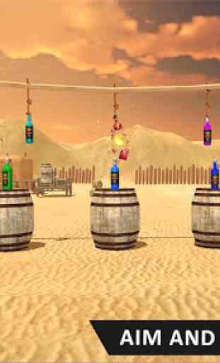 Estremo Bottiglia Tiro Gioco: Giochi gratuiti 2019 3