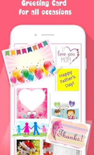 Creative Card - Make Greeting e-card image 1