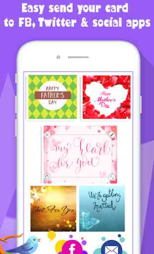 Creative Card - Make Greeting e-card image 3