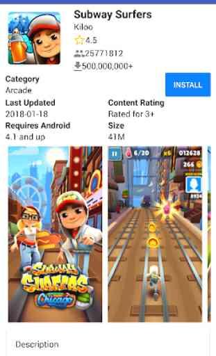 Games Store App Market 2