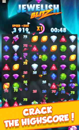 Jewelish Blitz Match 3 GRATIS 1