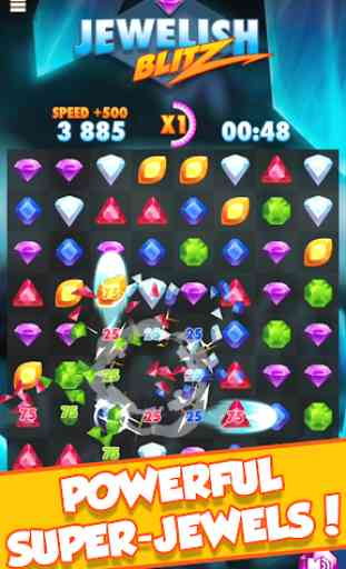 Jewelish Blitz Match 3 GRATIS 2