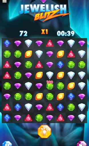 Jewelish Blitz Match 3 GRATIS 4