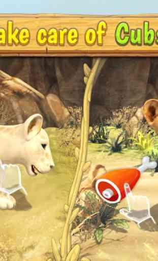 Lion Family Sim Online - Animal Simulator 4