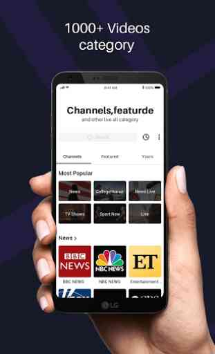 Live TV all channels free online guide 3