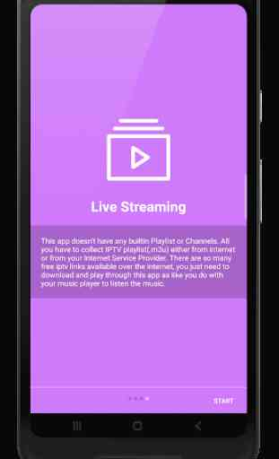 Live TV HD - IPTV player for Entertainment 24/7 3