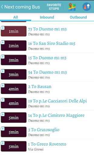 Milano Bus 4