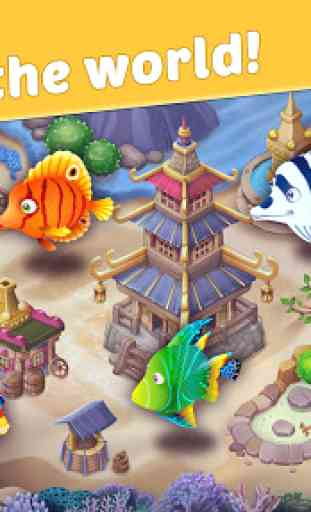 Reef Rescue: Match 3 Adventure 3