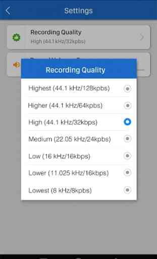 Ringtone maker - tagliare mp3, audio 4