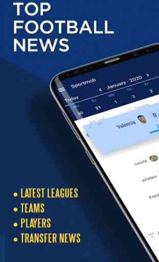 SportMob - Live Scores, Football News 1