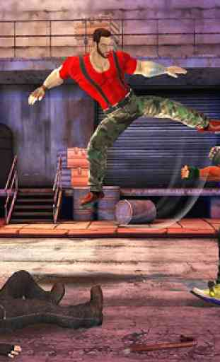 Street Legend - Fighting Injustice 1
