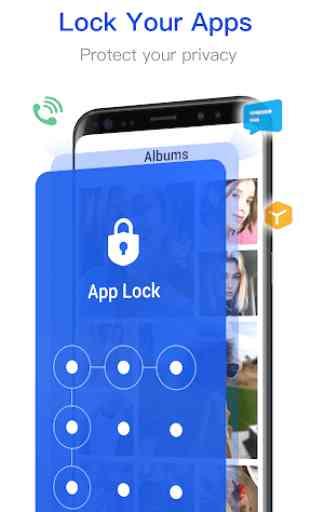 Super AppLock Pro - Lock App with AppLock Master 1