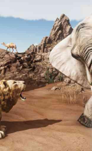 Ultimate Lion Simulator 4