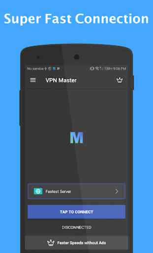 VPN Master - Unlimited VPN Proxy 1