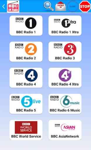All BBC Radio & UK Radio , Radio UK Live Stations 3
