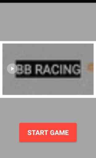 BB Racing - Basic Children Car Racing Game 2