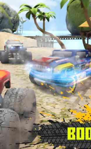 Beach Kart Racing 3D 1
