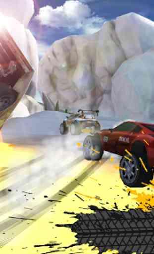 Beach Kart Racing 3D 4