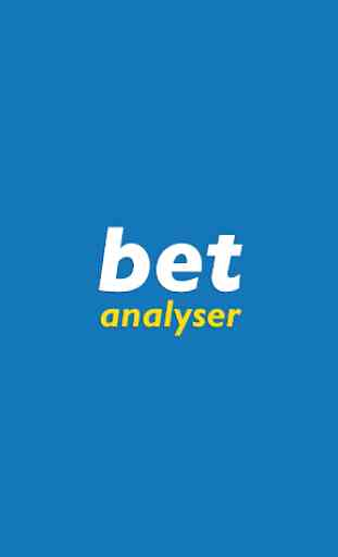 Bet Analyser 1