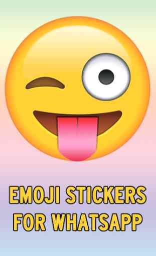 Big Emoji Stickers For Whatsapp 1