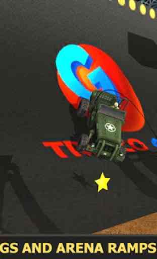 Buggy di Battle: Arena Guerra 2