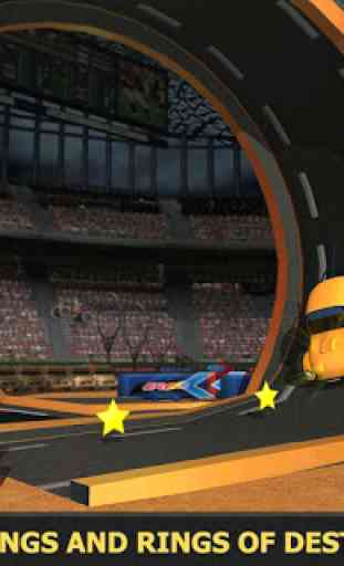 Buggy di Battle: Arena Guerra 3